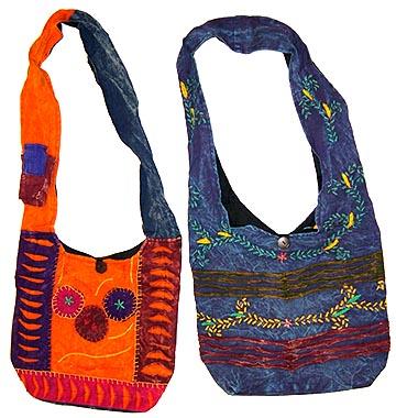 Nepal Hobo Bag