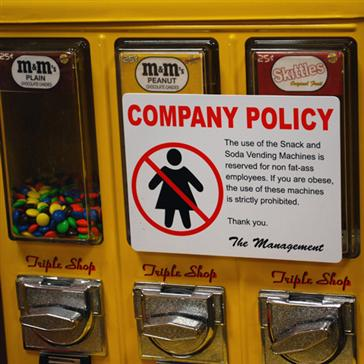 vending machine pranks