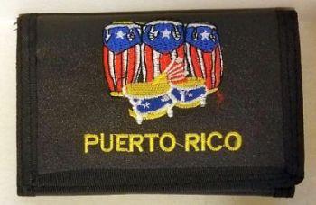 PUERTO RICO ''CONGAS'' WALLET