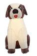 5FT Inflatable CHRISTMAS Dog With All Plush