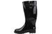 Ladies' Black Rubber RAIN BOOTS