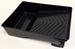 11'' DEEP WELL HEAVY DUTY PLASTIC TRAY, MADE IN USA, CASE PACK 12