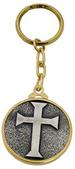 Templar Knight Teutonic Cross KEYCHAIN by Marto of Toledo Spain