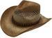 Seagrass WESTERN Cowboy Hat