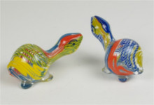 Glass Turtle Pipe
