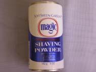 Magic Shaving Power -Blue 5oz