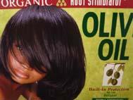 Organic Root Stimulator No-Lye Relaxer Kit