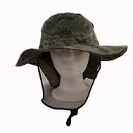 FISHING Hat w/ Shade-Digital Camo #GJBH-002