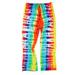 PEACE FROGS YOUTH TIE DYE LOUNGE PANT