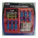 6 PC SOFT GRIP BRASS PIN PUNCH SET(GRIP-ON-TOOLS)