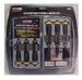6 PC SOFT GRIP PUNCH & CHISEL SET(GRIP-ON-TOOLS)