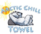 Arctic Chill TOWEL (with free Counter Display)