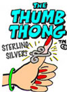 The Thumb Thong (STERLING SILVER)