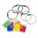 Sand Art BRACELETs - Kids Craft Kit with funnel