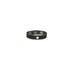 Single WHITE SWAROVSKI Crystal C-Ring.