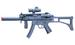 MR755 AIRSOFT MACHINE GUN
