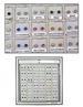 RHINESTONE CRYSTAL BIRTHSTONE EARRINGS