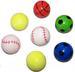 SPORTS HIGH BOUNCE 45MM BALLS