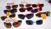 WINDY CITY DELUXE ASSORTED WRAP AROUND SPORTS SUNGLASSES