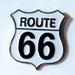 HWY ROUTE 66 HAT / JACKET PIN