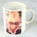 LADY STRIPPING MUG