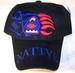 BEAR CLAW SYMBOLS  NATIVE PRIDE EMBROIDERED BASEBALL CAP -* SALE