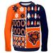 SWEATER Busy Block Ugly SWEATER Chicago Bears NFL