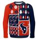 SWEATER Busy Block Ugly SWEATER Houston Texans NFL