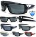 COLD WATER CLASSIX SPORTS SUNGLASSES WITH SMOKE LENS