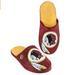 Raised Logo Slide SLIPPERS NFL Washington Redskins