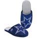 Raised Logo Slide SLIPPERS NFL Dallas Cowboys