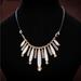 JEWELRY HANDMADE Drip Strip JEWELRY Necklace DL-0037