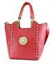 Women HANDBAG Hand Bag SH901 Red