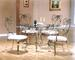 Furniture, Dinettes8145:1 Table,4 CHAIRs