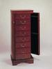 Furniture,Chest;1 JEWELRY Armoire