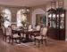 Furniture,Dinettes 6790:Table,4 Side CHAIRs,2 Arm CHAIRs,Hutch/Bu