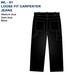 Men's Dress  PANTS  loose fit  Carrenter  jeans