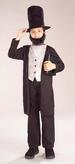 Holiday Halloween Abe Lincoln- Heroes in History COSTUME
