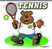 Apparel T-shirt Kid Child Youth TENNIS Printed:''Sports''