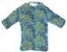Magic POPCORN SHIRT/Blouse: Super Strechy Short Sleeve 066