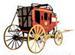 Apparel T-shirt SWEATSHIRTs Crewneck Printed:''Stagecoach''