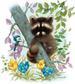 Apparel Kid Bear Youth T-shirt Printed: ''RING Around the Tree''