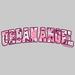 Apparel T-Shirts Camouflage Designs Printed:''URBAN Angel''