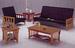 Furniture, 5 Pcs Bedroom Set:Futon, Mattress,COFFEE/End Table Set