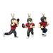 Mini sports FIGURINE Ornaments 3-Packs Set - NFL Tampa Bay Buccan
