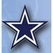 Primary Logo Laple Pin - NFL DALLAS COWBOYS