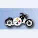 Motorcyde Pin - NFL Pittsburgh STEELERS