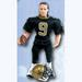 Drew Brees Gladiator ACTION FIGURE - NFL New Orleans Saints