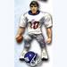 Eli Manning Gladiator ACTION FIGURE - NFL New York Giants