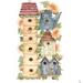 Apparel T-Shirts Country Printed: ''High Rise BIRDHOUSEs''